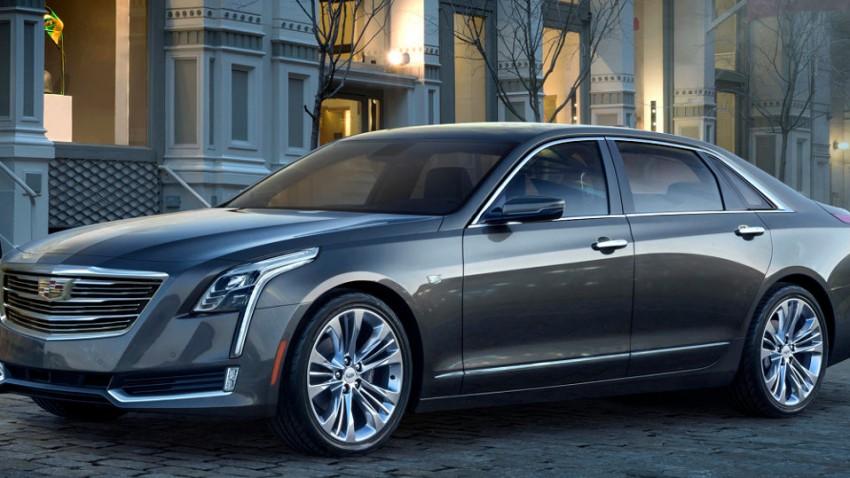 Amerikanischer Luxus: Das ist der neue Cadillac CT6