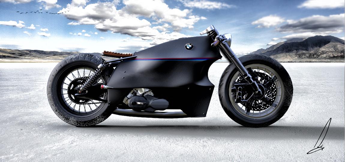 BMW Caliber.