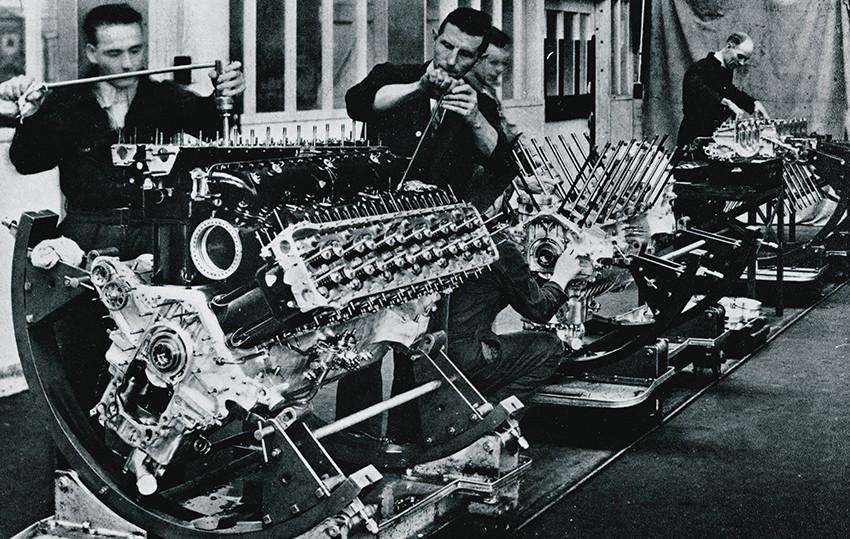Der Untergang der britischen Autoindustrie: Das Management