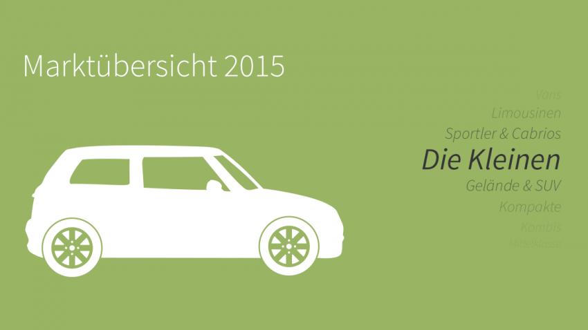 Kleinwagen Angebote: Übersicht aller Testberichte, technischen Daten & Preise