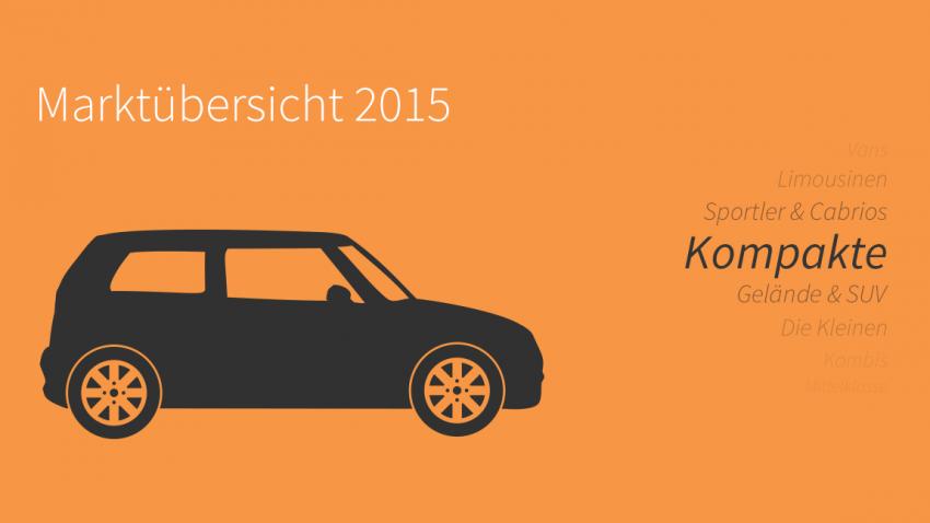 Kompaktwagen Angebote: Übersicht aller Testberichte, technischen Daten & Preise