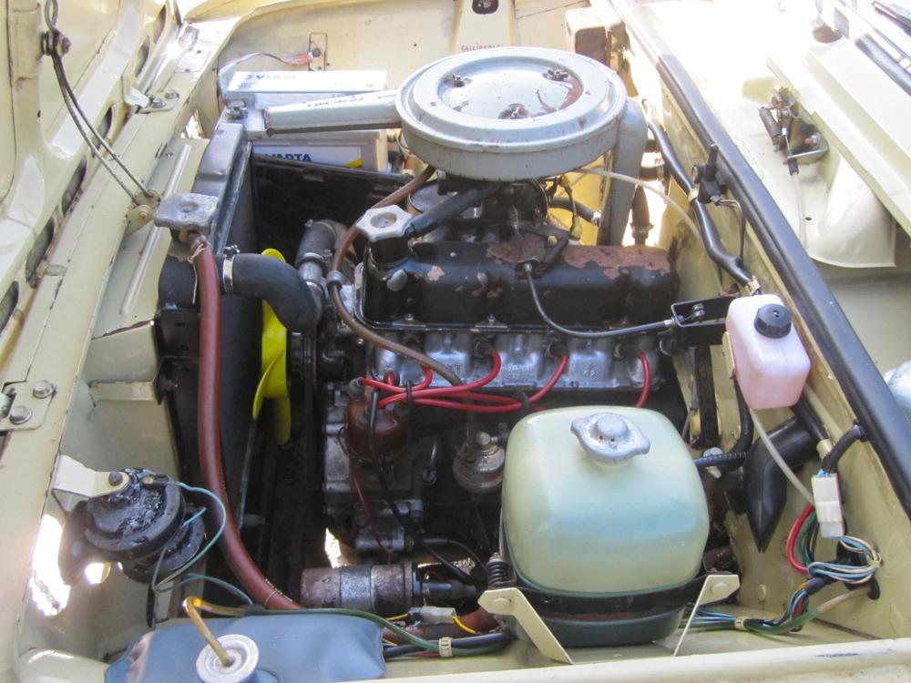 Fiat 124 1970 1