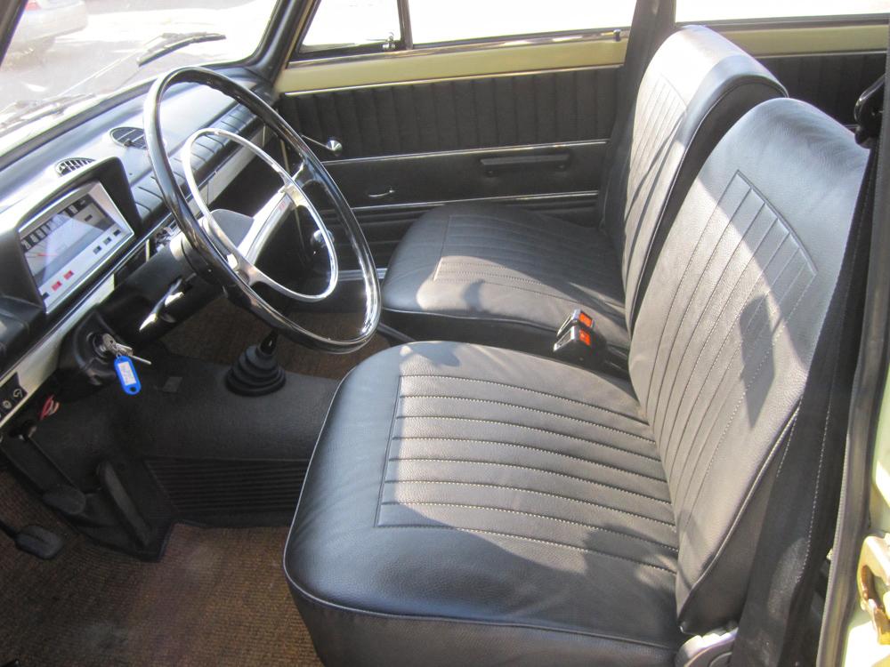 Fiat 124 1970 4