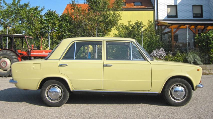 Fiat 124 1970 6