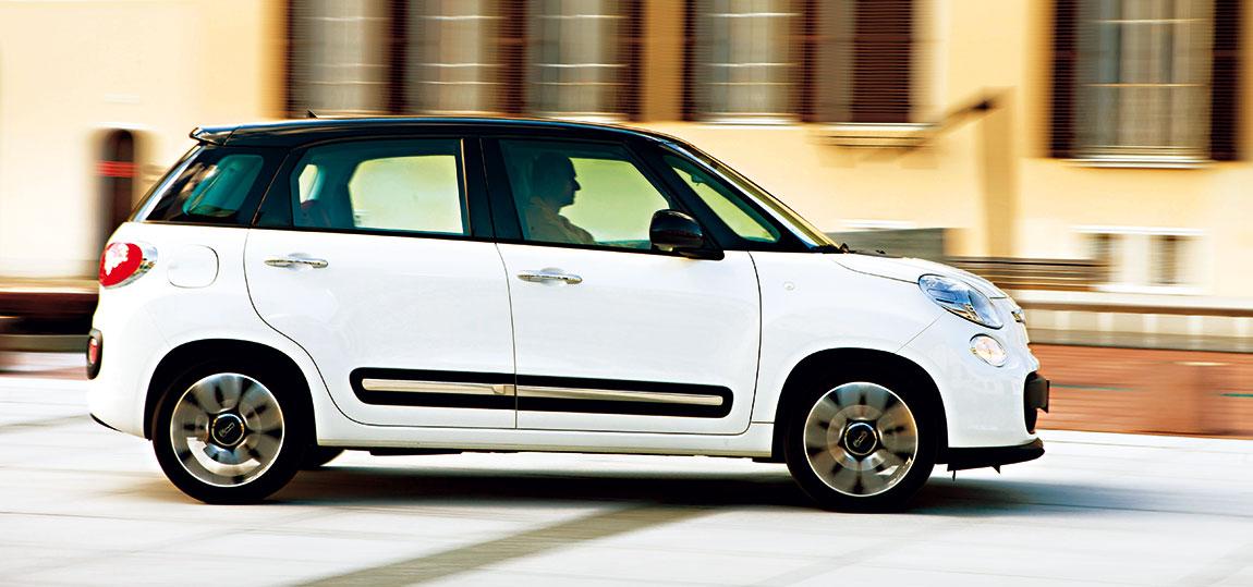 Fiat 500L/500L Living
