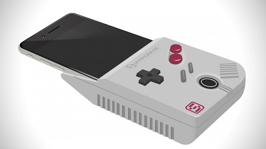 Gameboy-Aufsatz für Smartphones: Der Geek in uns