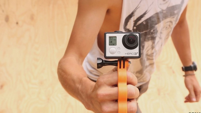GoKnuckles for GoPro: Wie Faust auf Auge