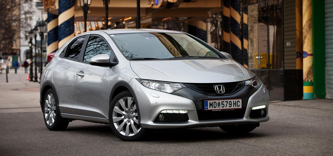 AR 3/2013_Honda Civic 1,6i DTEC Livestyle
