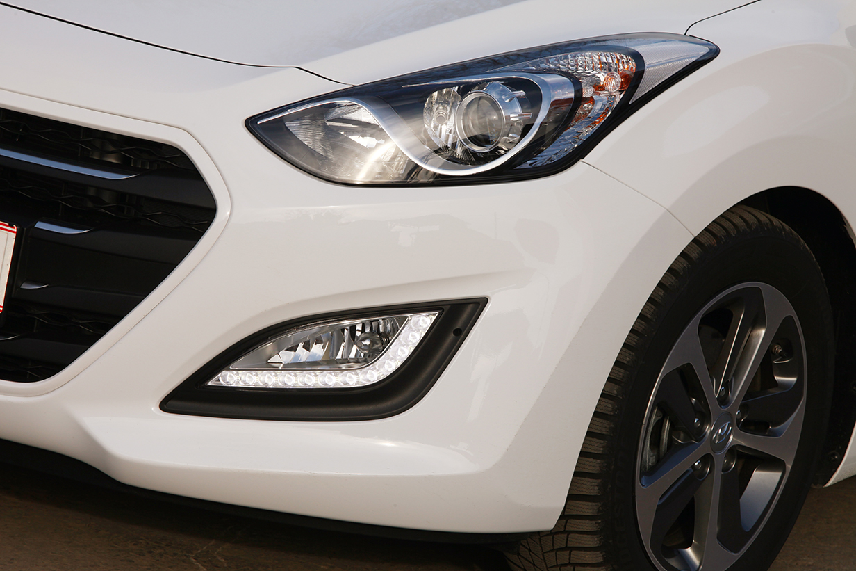 Hyundai i30 CRDi 2015