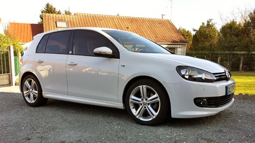 Volkswagen Golf 6 R-line