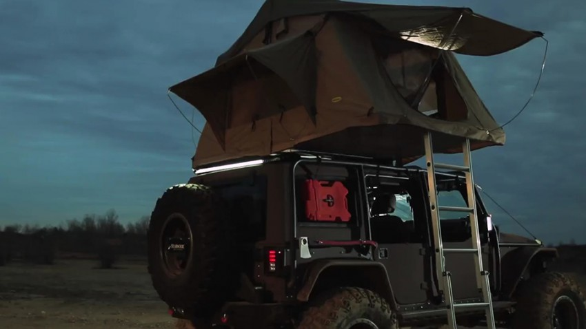 Jeep Nomad von Starwood Motors: Mach dir die Erde RUMTATA