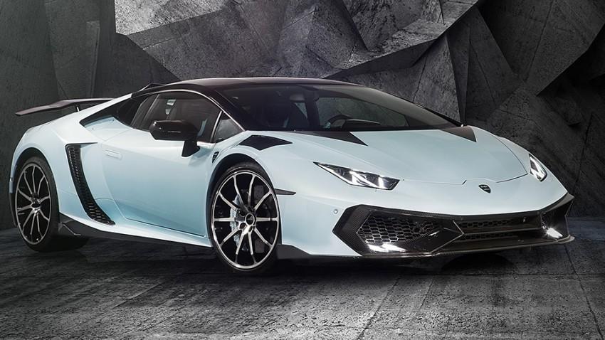 Mansory Torofeo: Lamborghini Huracán vom anderen Stern