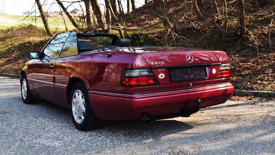 gebrauchtwagenmarkt mercedes e220 cabrio zum verkauf. Black Bedroom Furniture Sets. Home Design Ideas