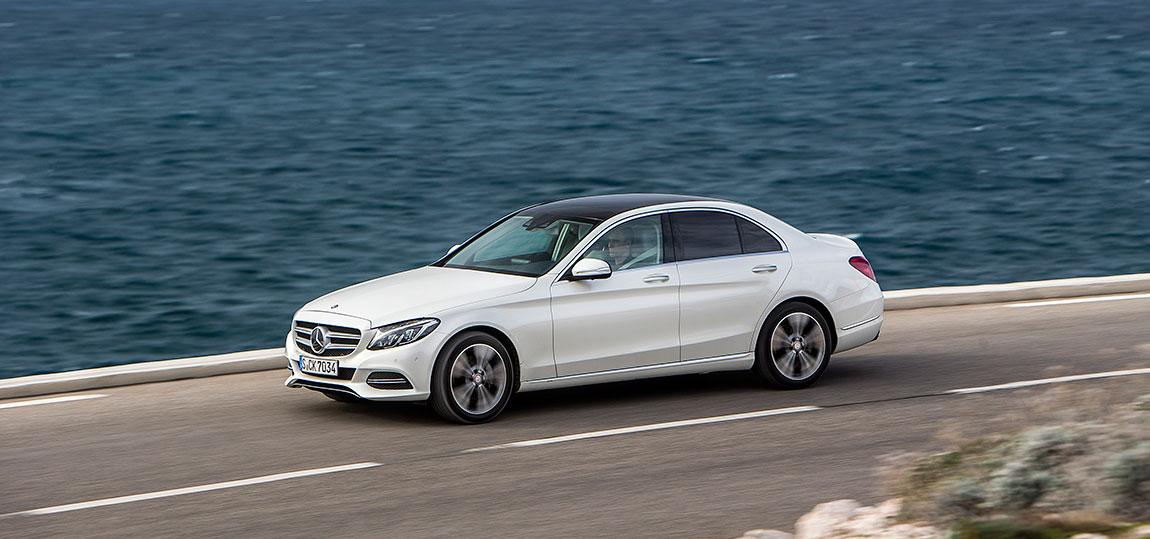 Mercedes-C018
