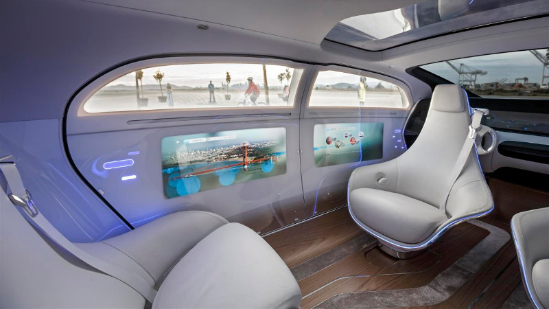 Mercedes F 015 Luxury in Motion (21)
