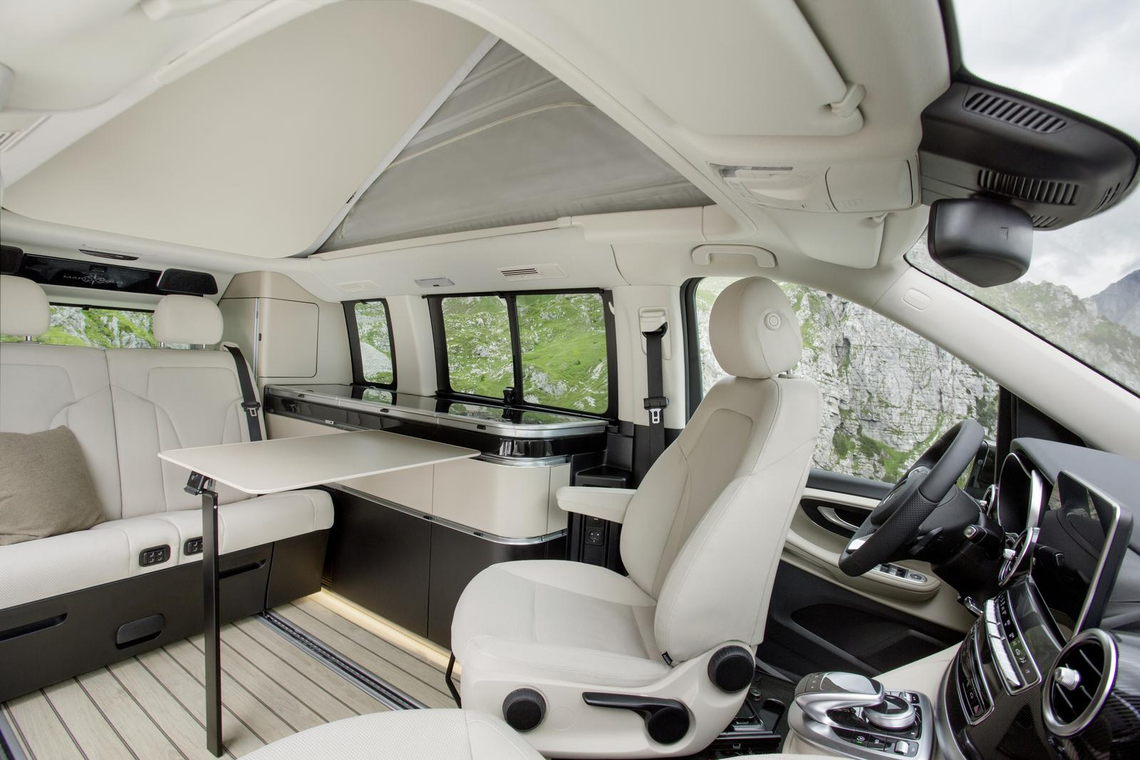 mercedes marco polo westfalia 2015 autos post. Black Bedroom Furniture Sets. Home Design Ideas