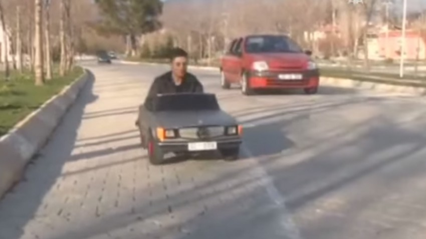 Mercedes SL um 12.000 Euro