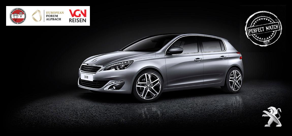 Peugeot 308 Gewinnspiel 2016