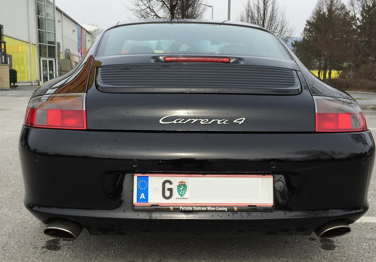 Porsche 911 Carrera 4 2002 zu verkaufen 6