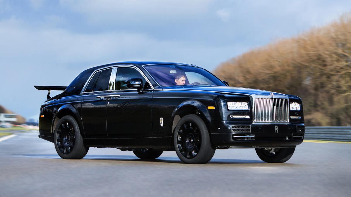 Rolls-Royce Cullinan Projekt