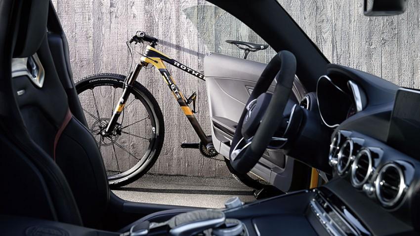 Rotwild GT S: AMG auf zwei Rädern