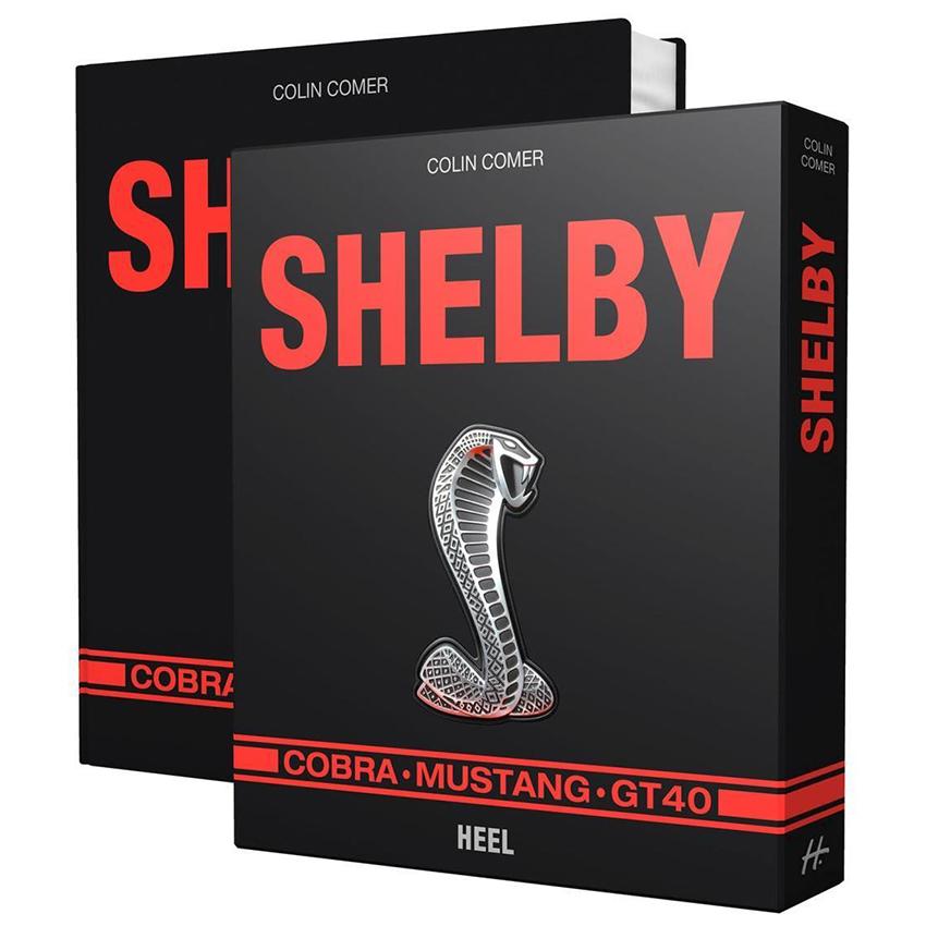 Shelby-Buch-Heelverlag