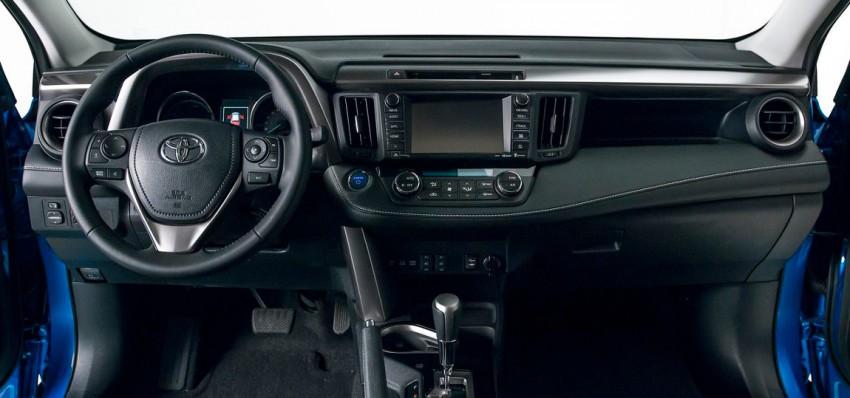 Toyota RAV4 Hybrid 6