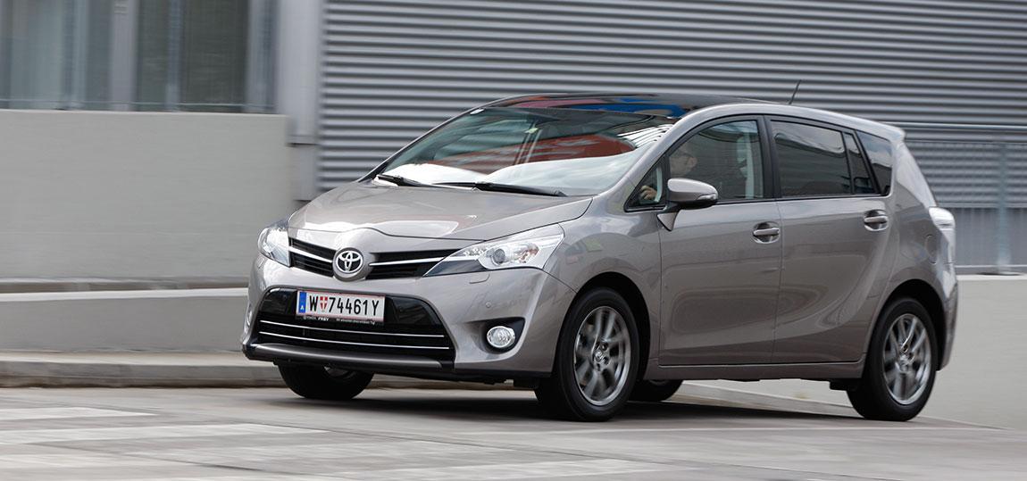 Toyota Verso S/Verso