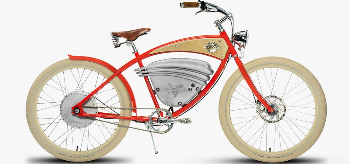 Das ist das Cruz. Das Fahrrad ist 50 Stück limitiert.