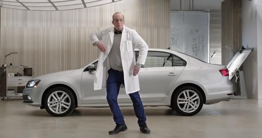 Volkswagen Kanada Werbespot: Ya Ya Ya