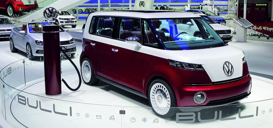 Volkswagen Studie Bulli