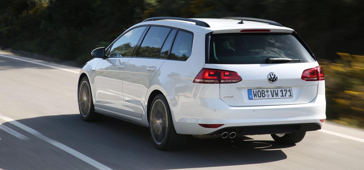 VW Golf GTD Variant und Alltrack (110)