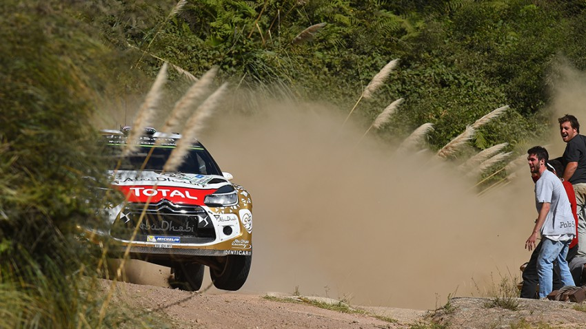 FIA World Rally Championship Argentina - Day Four