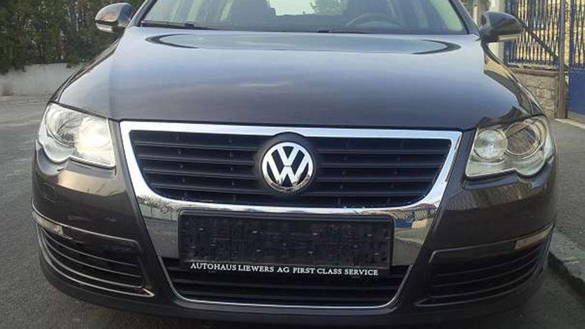 VW Passat Var. CL BlueMotion Technology 1,6 TDI