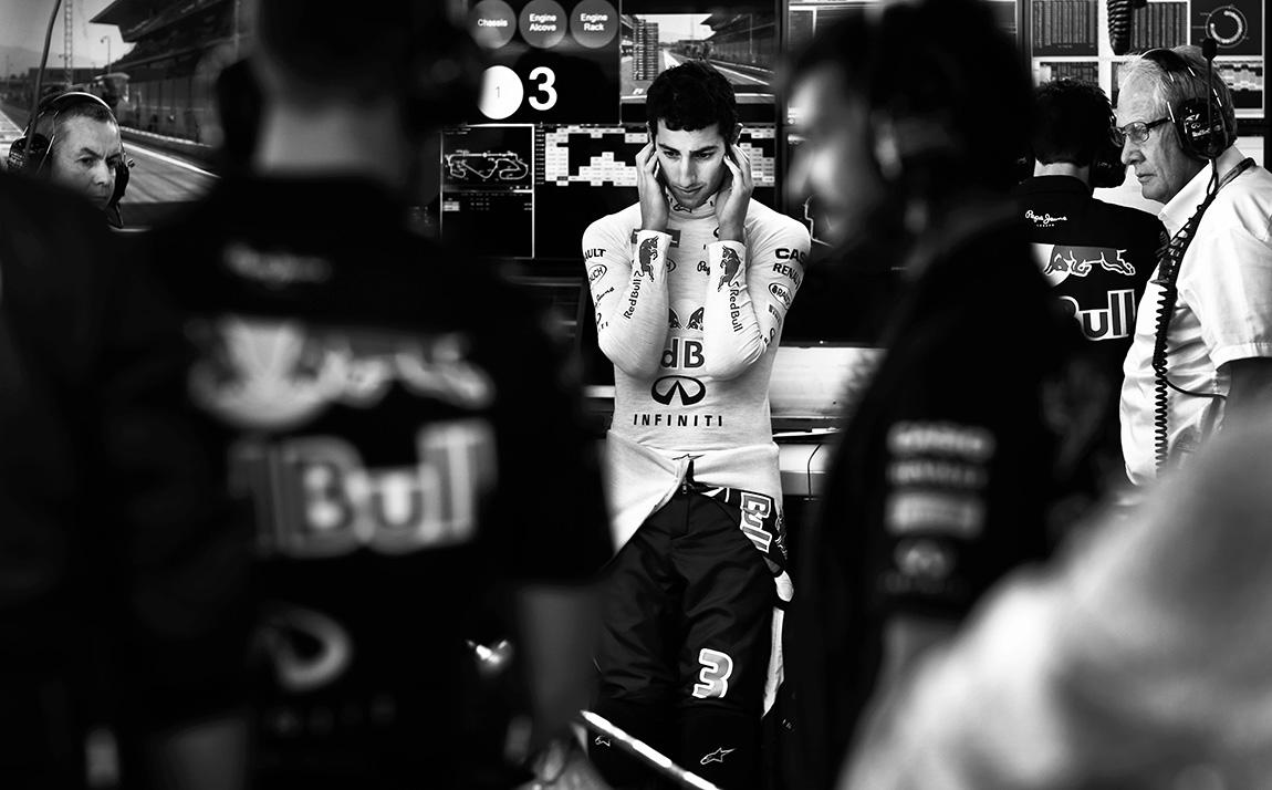 Spanish F1 Grand Prix - Practice
