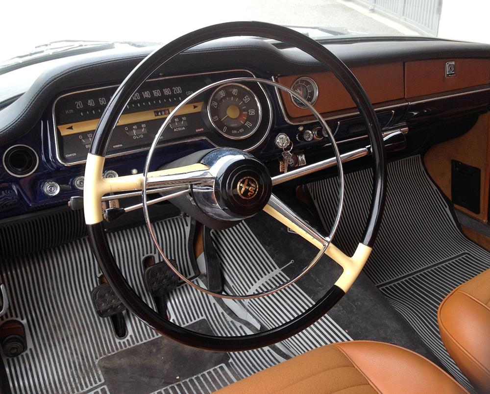 Alfa Romeo 2600 Berlina 2