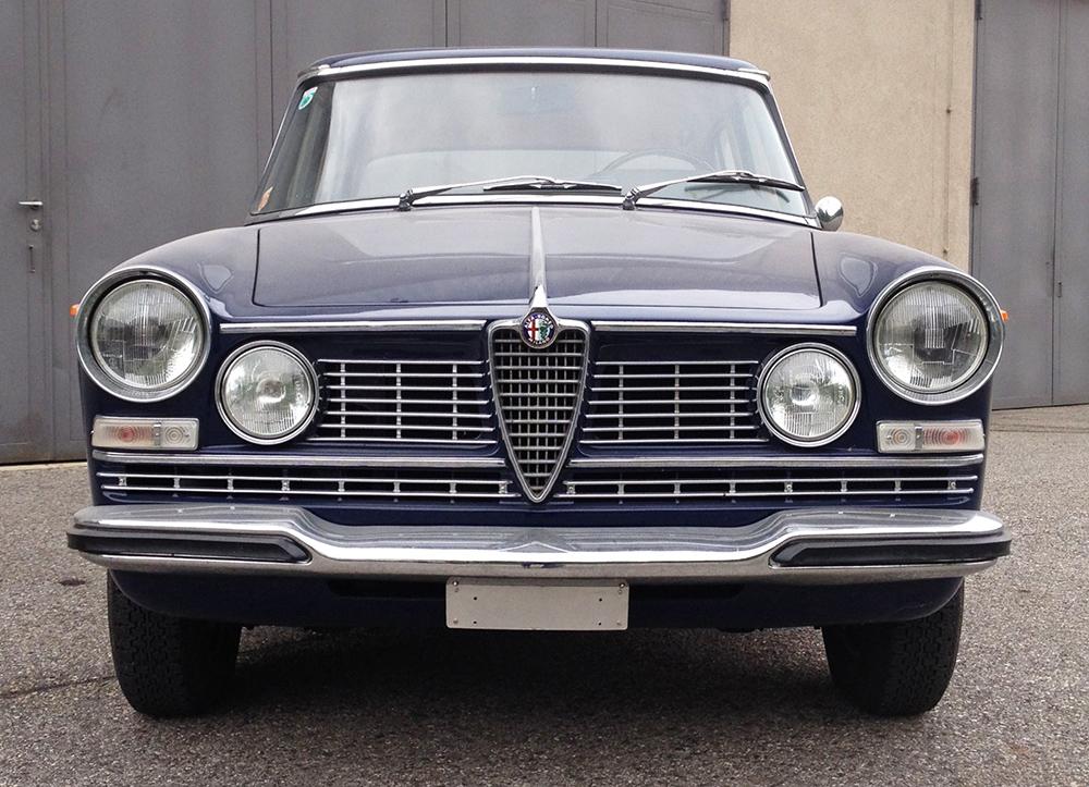 Alfa Romeo 2600 Berlina 4