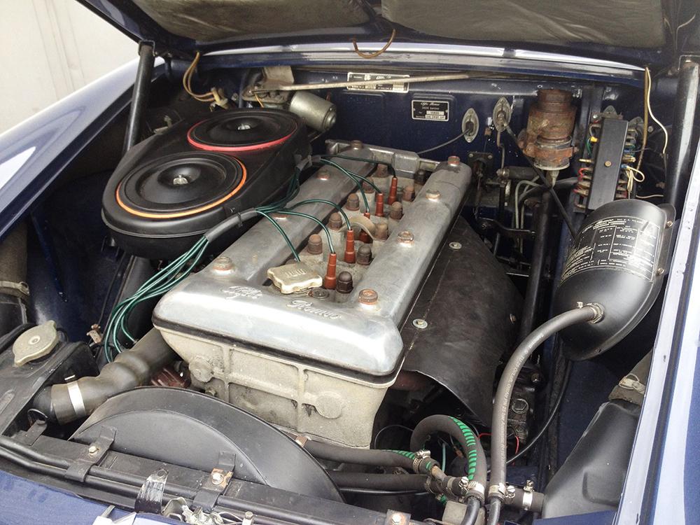 Alfa Romeo 2600 Berlina 8
