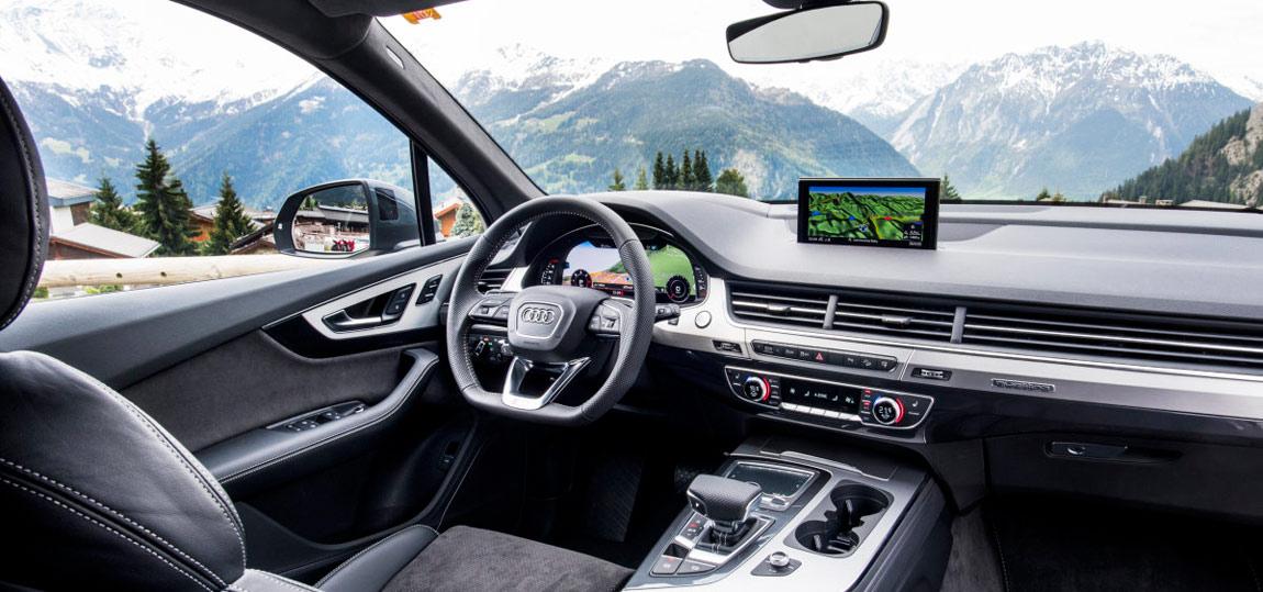 Audi Q7 3.0 TDI Quattro (1)