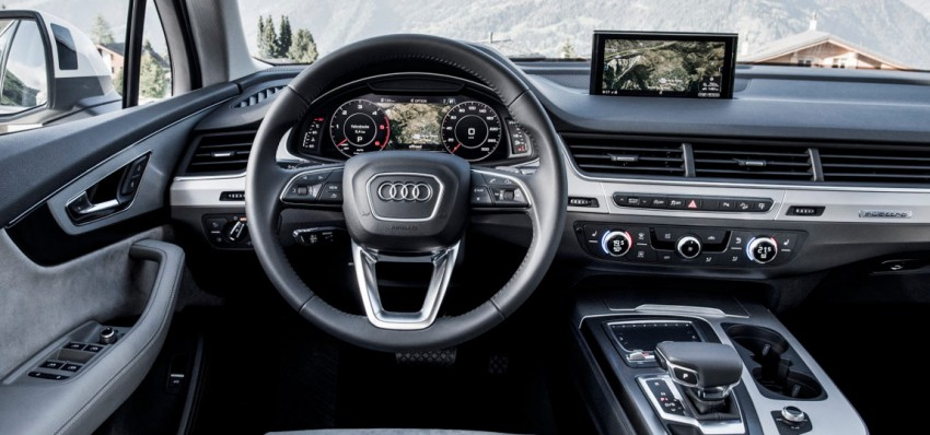 Audi Q7 3.0 TDI Quattro (13)