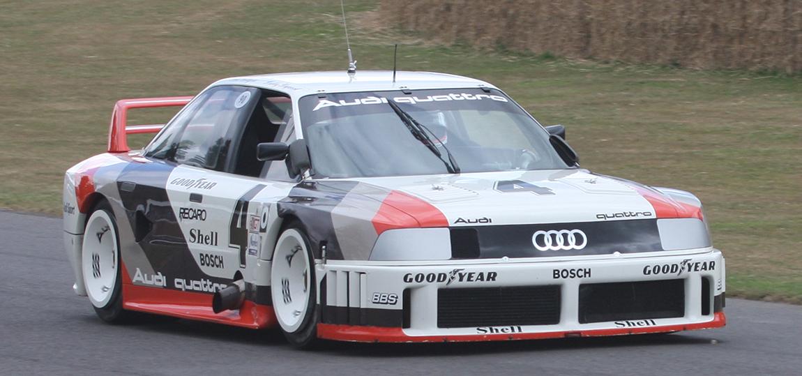 Audi TT clubsport turbo concept-1989AudiQuattroIMSAGTO