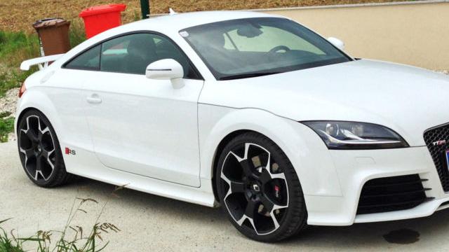 Audi TT RS Plus DSG