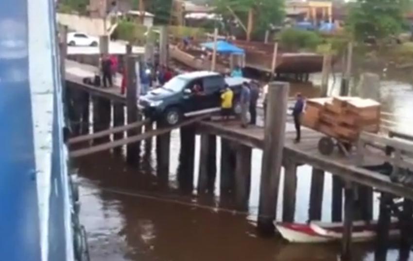 Auto verschiffen in Brasilien