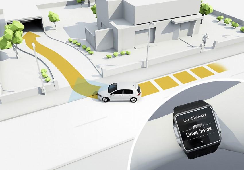 automatisiertes-Parken-bei-VW