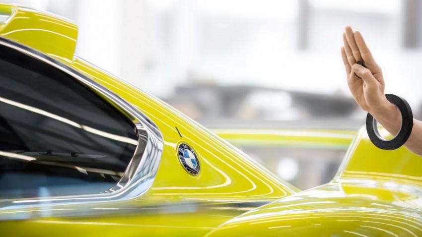 Einmaliger Traum: BMW 3.0 CSL Hommage