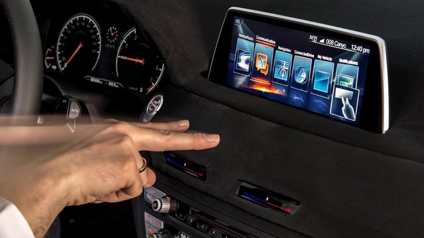 BMW 7er mit Komplettbedienung (3)