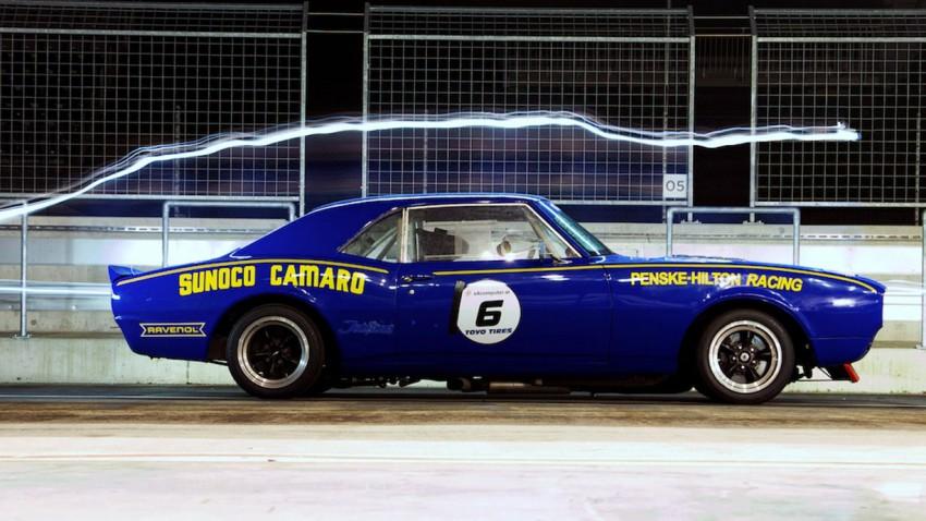 Chevrolet Camaro 1968 - Sunoco Camaro
