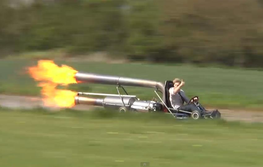 Colin-Furze-Jet-GoKart