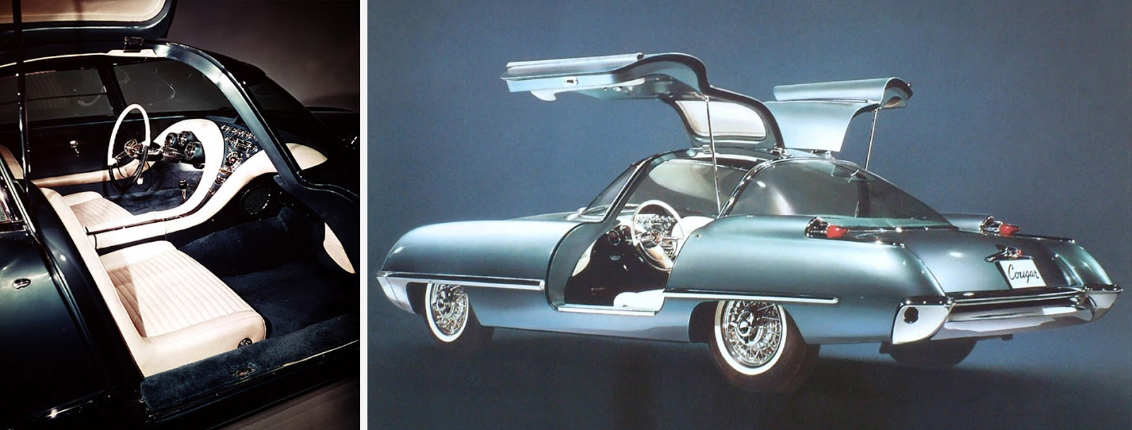 Ford Cougar 406 1962 concept 5