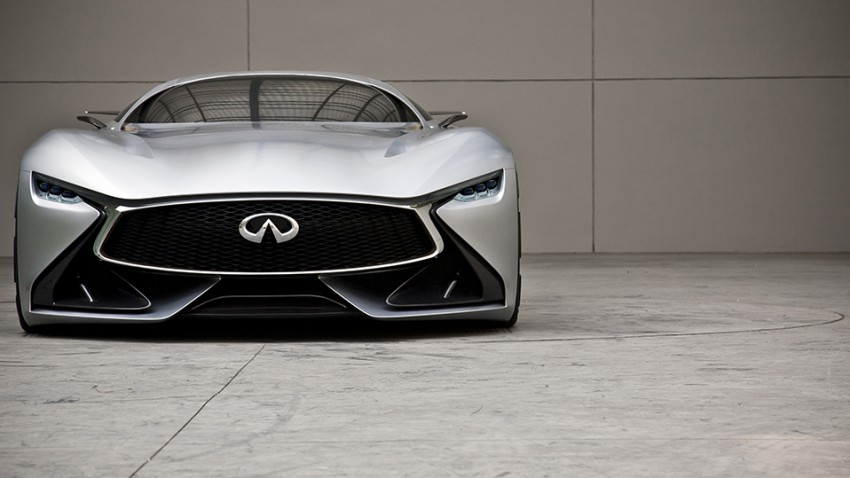 Infiniti Vision Gran Turismo Concept 04
